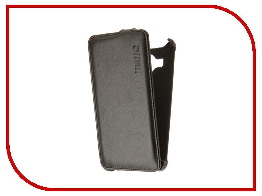 Аксессуар Чехол Microsoft Lumia 950 XL InterStep Crab Black HCB-MIL950XK-NP1101O-K100