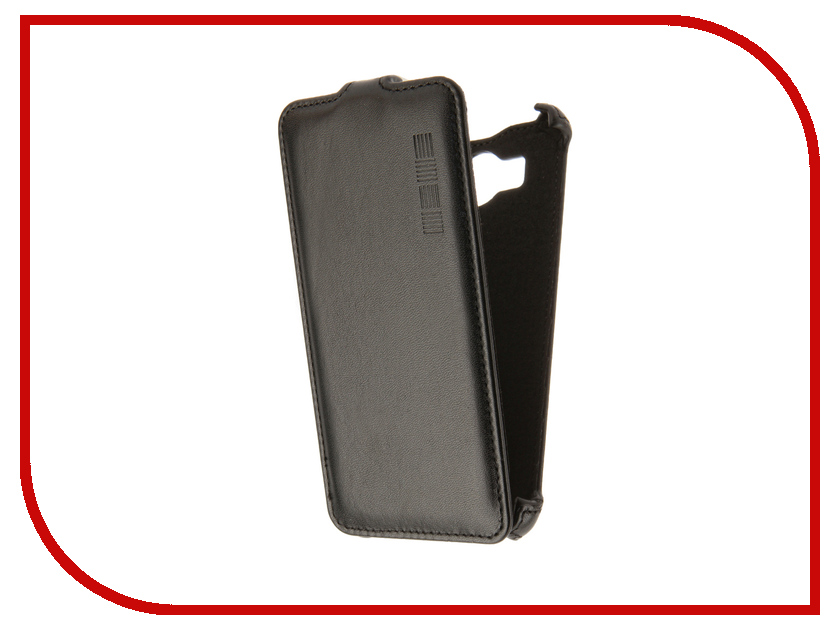 Аксессуар Чехол Microsoft Lumia 950 InterStep Crab Black HCB-MIL0950K-NP1101O-K100