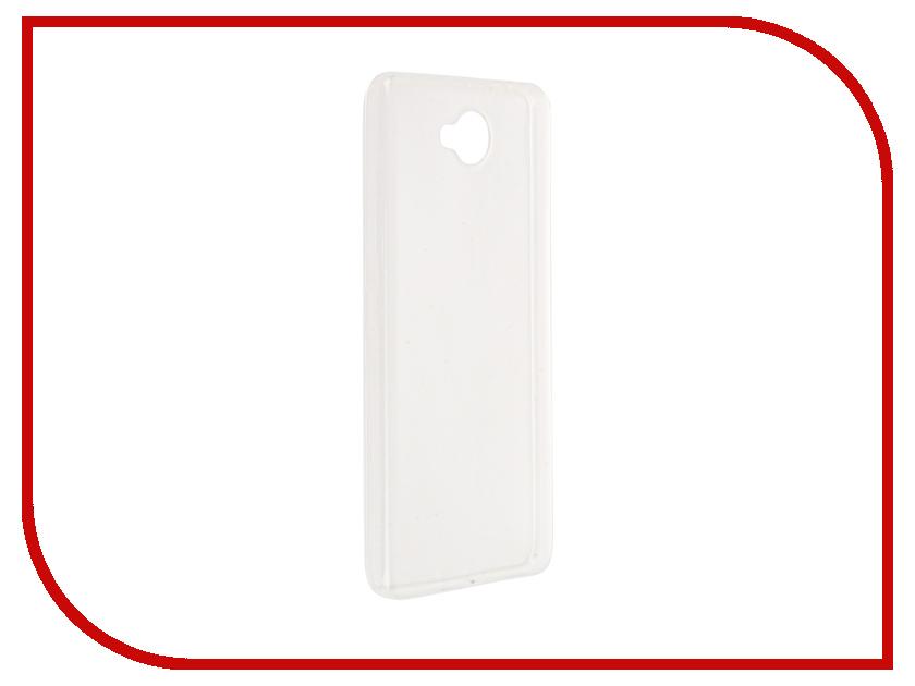 Аксессуар Чехол Microsoft Lumia 650 InterStep IS Slender Transparent HSD-MIL0650K-NP1101O-K100