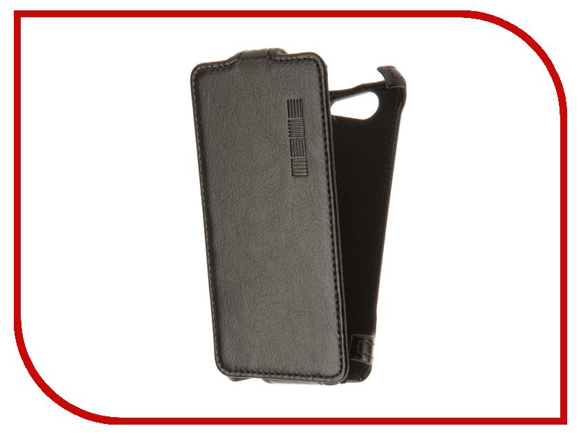 Аксессуар Чехол Sony Xperia Z3 Compact InterStep Crab Black HCB-SOXPZ3CK-NP1101O-K100<br>