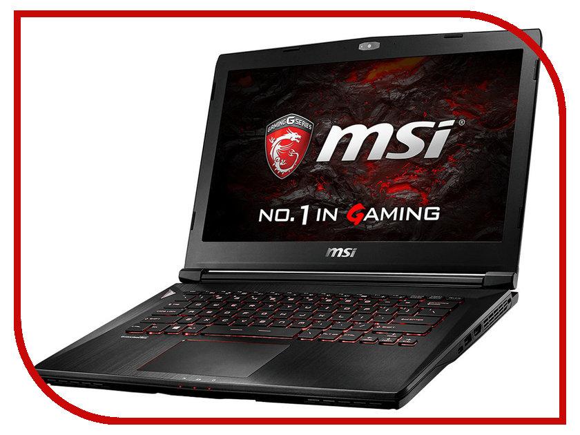 Ноутбук MSI GS43VR 6RE-019RU Phantom Pro 9S7-14A312-019 (Intel Core i7-6700HQ 2.6 GHz/32768Mb/1000Gb + 512Gb SSD/nVidia GeForce GTX 1060 6144Mb/Wi-Fi/Cam/14.0/1920x1080/Windows 10 64-bit)<br>
