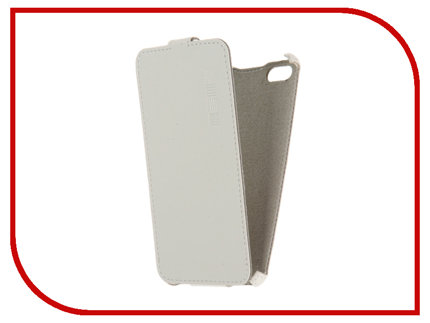 Аксессуар Чехол Xiaomi Mi 4i InterStep Crab White HCB-XI0MI4IK-NP1103O-K100<br>