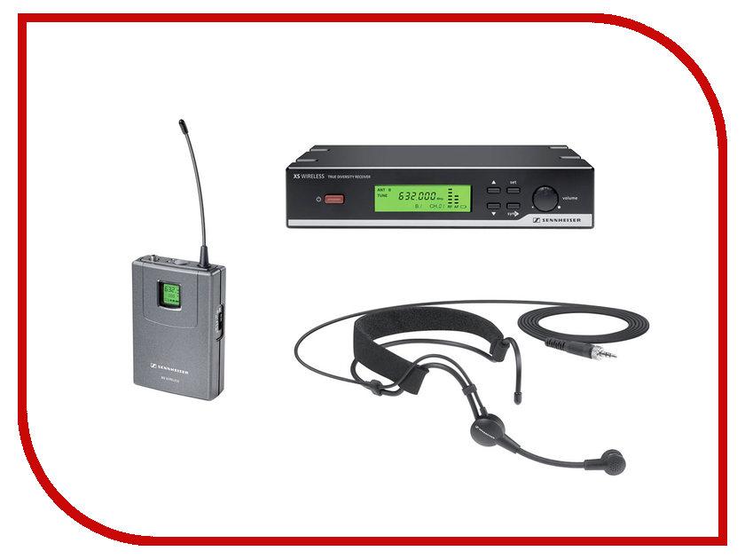 Радиомикрофон Sennheiser XSW 52-E<br>