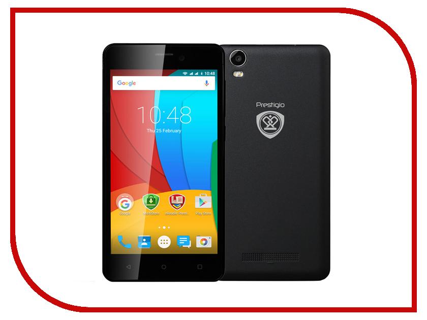 Сотовый телефон Prestigio Wize NX3 PSP3517 DUO Black PSP3517DUOBLACK<br>