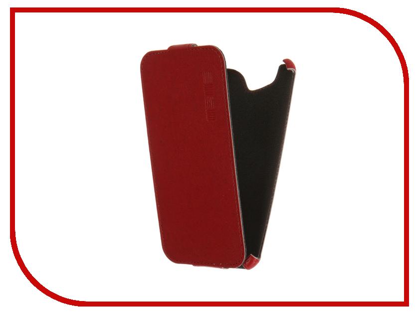 Аксессуар Чехол ZTE Blade L4 Pro InterStep Crab Red HCB-ZTBLL4PK-NP1104O-K100