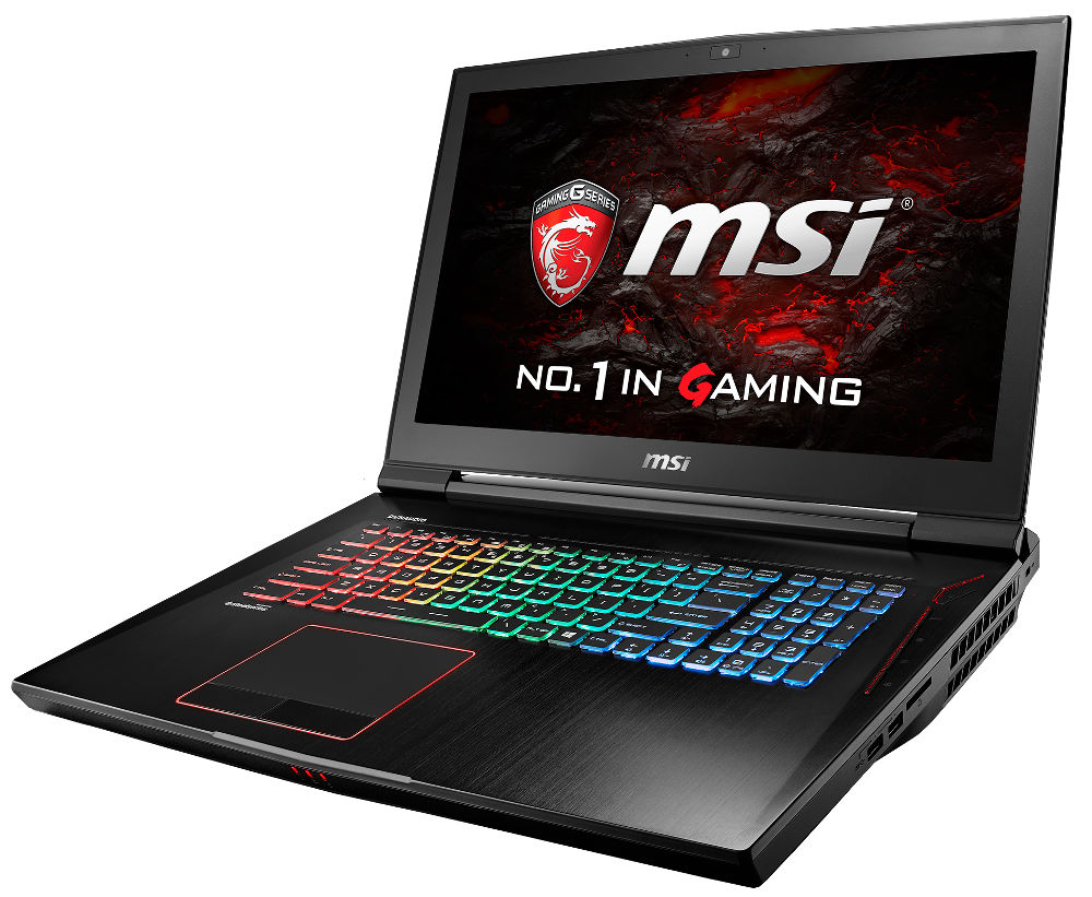 Ноутбук MSI GT73VR 6RE-044RU 9S7-17A111-044 (Intel Core i7-6820HK 2.7 GHz/16384Mb/1000Gb + 256Gb SSD/nVidia GeForce 1070M 8192Mb/Wi-Fi/Cam/17.3/1920x1080/Windows 10 64-bit) от Pleer
