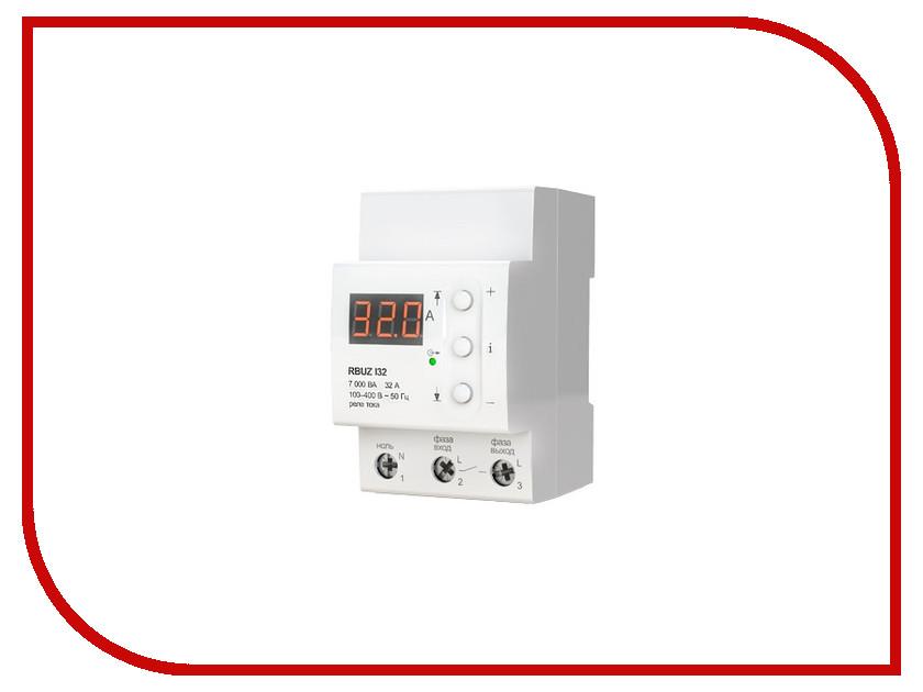 Реле контроля напряжения RBUZ RET I32 реле напряжения v protector 40a