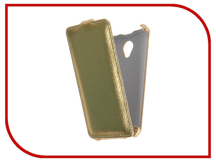 Аксессуар Чехол Philips V377 Zibelino Classico Gold ZCL-PHL-V377-GLD