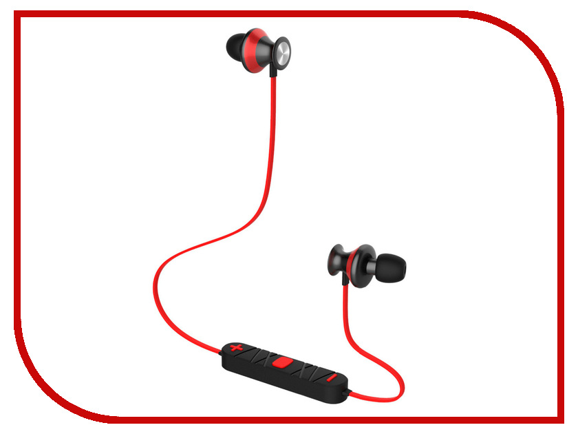 Гарнитура Trendwoo Bluetooth Runner X9 Red