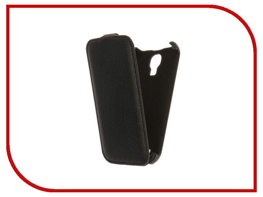Аксессуар Чехол Samsung Galaxy S4 InterStep Crab Black HCB-SAGALS4K-NP1101O-K100<br>