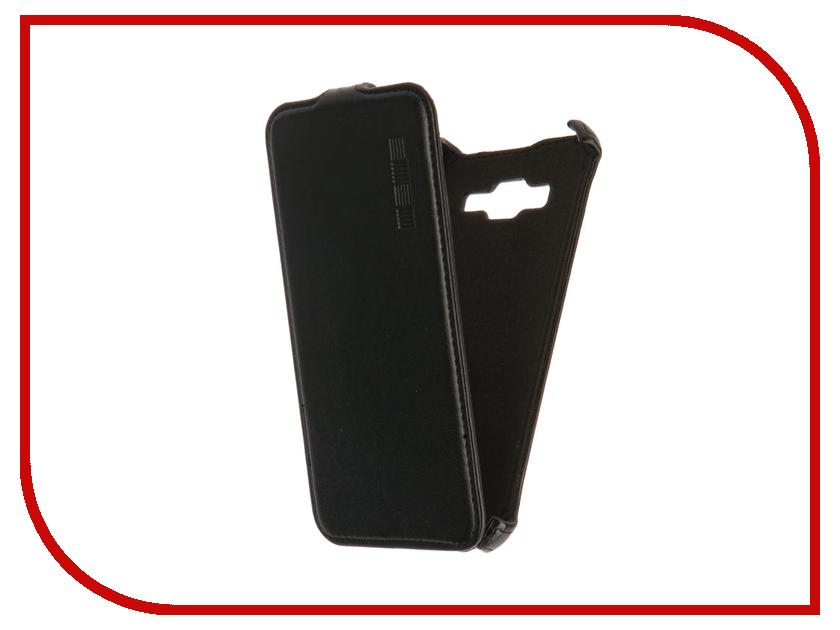 Аксессуар Чехол Samsung Galaxy J7 InterStep Crab Black HCB-SAGALJ7K-NP1101O-K100<br>