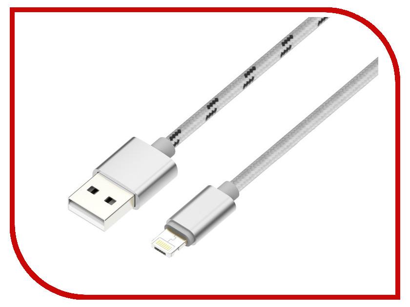 Аксессуар Partner MAGIC 5/8 microUSB+Lightning 1m 2.1A ПР034116