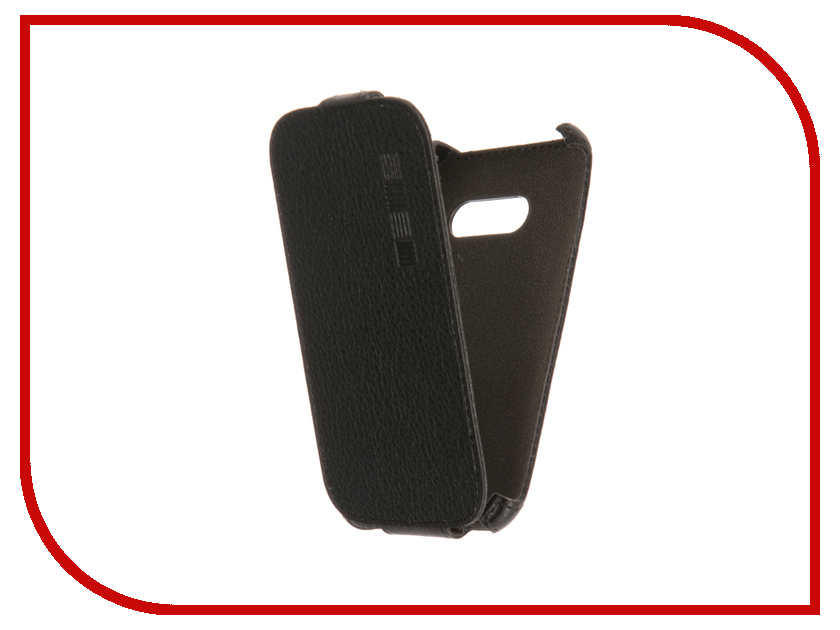 Аксессуар Чехол Samsung Galaxy J1 mini 2016 InterStep Crab Black HCB-SAGAMJ1K-NP1101O-K100<br>
