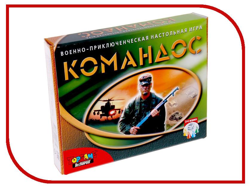Настольная игра TOPGAME Командос 532315