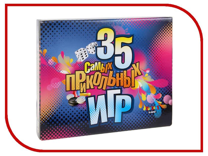 Настольная игра TOPGAME 35 самых прикольных игр 01015<br>