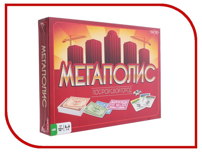 Настольная игра Tactic Мегаполис 1197192<br>