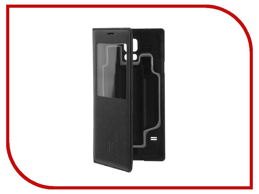 Аксессуар Чехол Samsung Galaxy S5 InterStep IS-VIEW Black HIV-SAGalaxyS5K-NP1101O-K100<br>