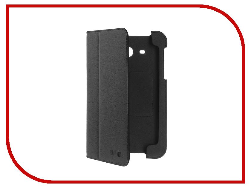 Аксессуар Чехол Samsung Galaxy Tab A 7.0 2016 InterStep STEVE Black HST-SATA716P-NK1301O-K100<br>