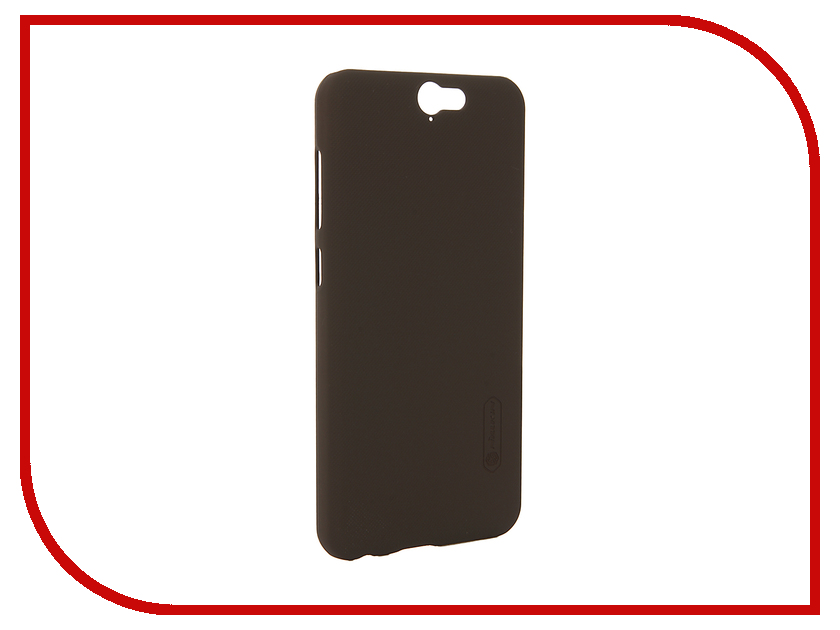 Аксессуар Чехол HTC One A9 Nillkin Frosted Shield Brown