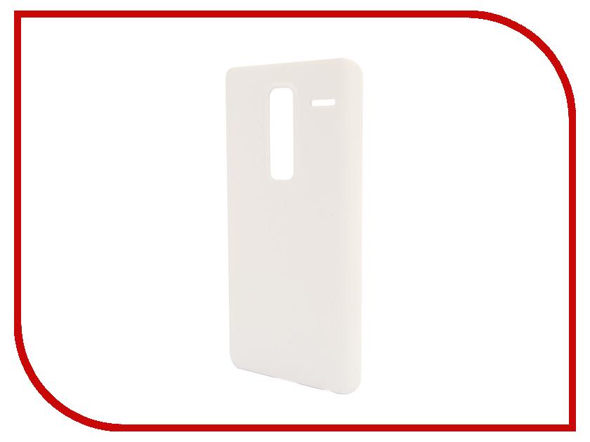 Аксессуар Чехол LG Class H650E/Zero Nillkin Frosted Shield White мобильный телефон lg class h 650 e серебристый