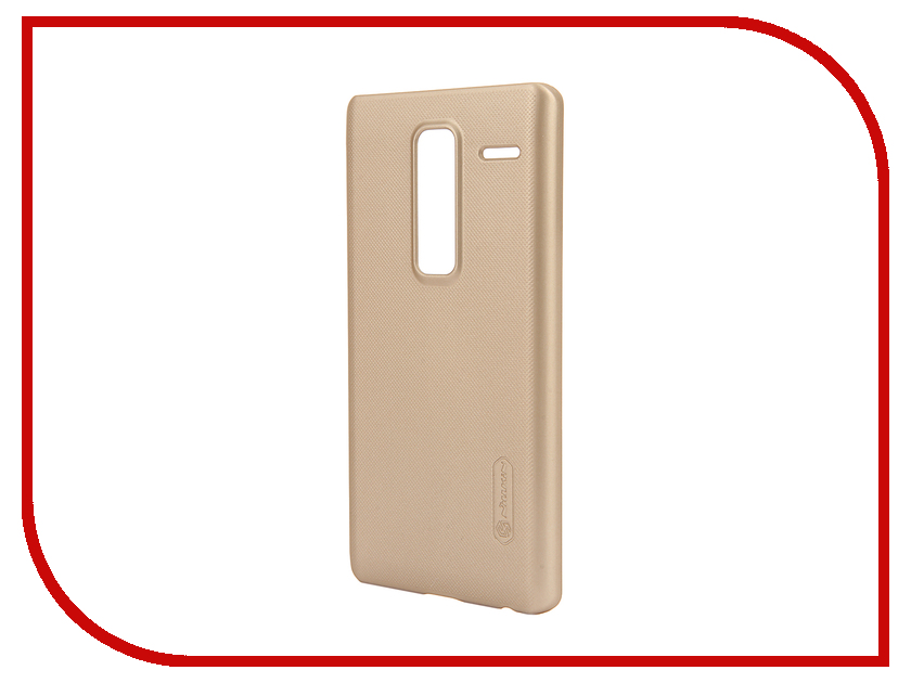 Аксессуар Чехол LG Class H650E/Zero Nillkin Frosted Shield Gold<br>