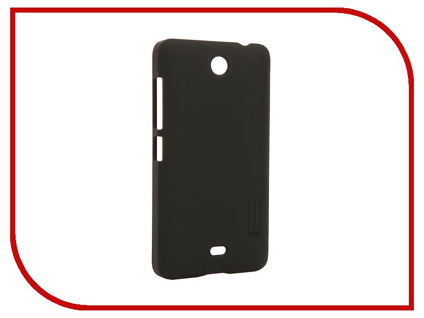 Аксессуар Чехол Microsoft Lumia 430 Dual Sim Nillkin Frosted Shield Black<br>