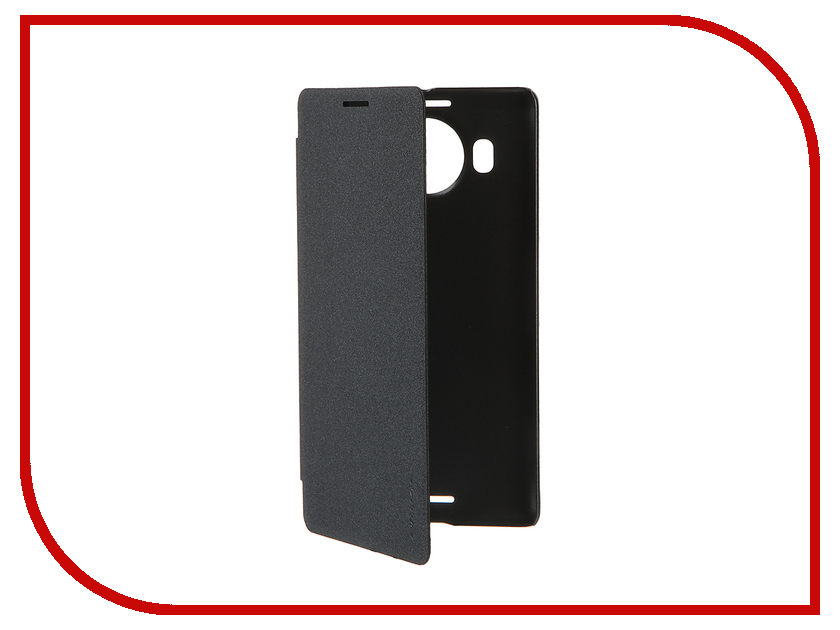 Аксессуар Чехол Microsoft Lumia 950 XL Nillkin Sparkle Black