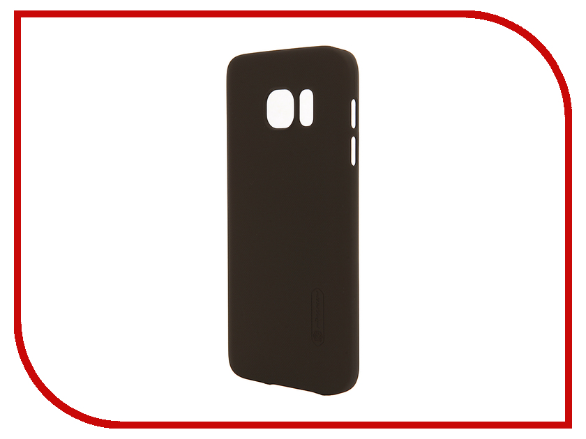 Аксессуар Чехол Samsung Galaxy S7 G930F Nillkin Frosted Shield Brown<br>