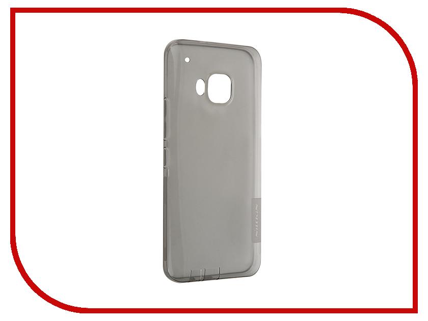 ��������� ����� HTC One M9 Nillkin Nature TPU Transparent Black
