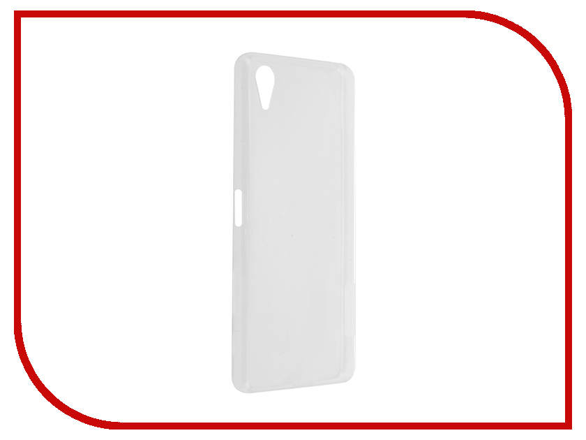 Аксессуар Чехол Sony Xperia X Performance Nillkin Nature TPU Transparent White