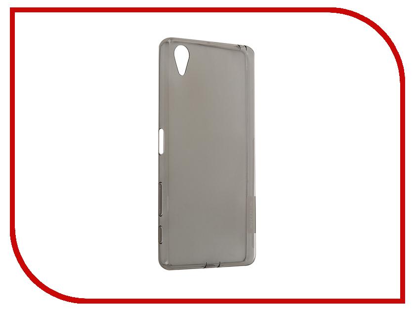 Аксессуар Чехол Sony Xperia X Performance Nillkin Nature TPU Transparent Black<br>