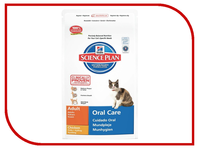Корм Hills Science Plan Oral Care Adult Курица 250g для кошек 5288 achinstein concepts of science