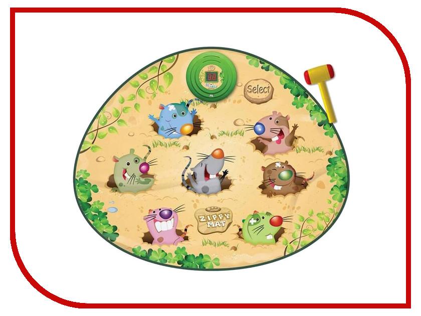 Настольная игра Aspel Веселые кроты Hit the Moles Playmat музыкальный коврик SLW9789<br>