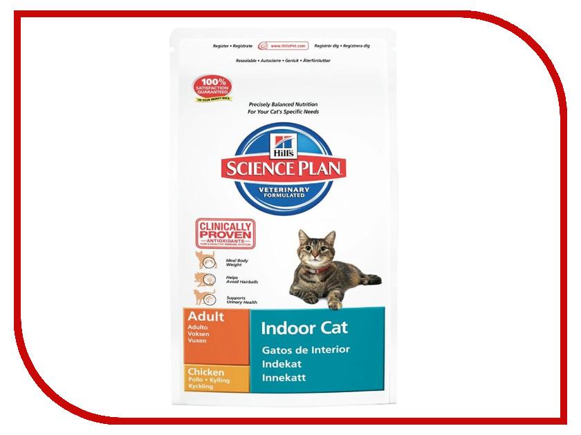 Корм Hills Science Plan Indoor Cat Adult Курица 300g для кошек 5285<br>