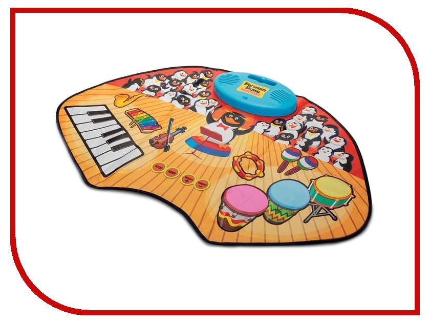 Танцевальный коврик Aspel Группа Пингвинов Penguin Band Playmat музыкальный коврик SLW9880 chicco коврик развивающий jungle playmat