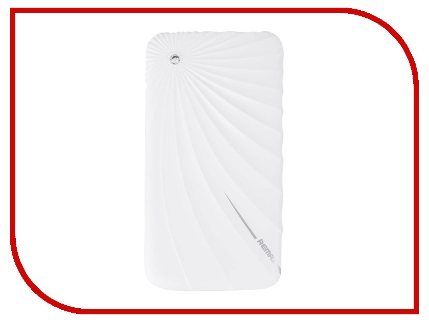 Аккумулятор Remax Gorgeous RPP-26 5000 mAh White 61190<br>