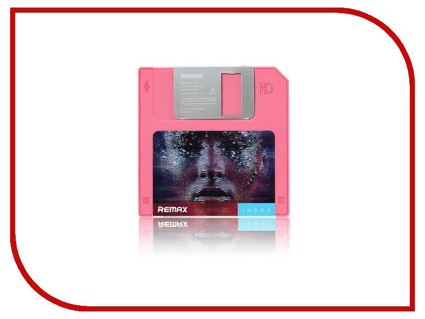 Аккумулятор Remax Floppy Disk RPP-17 5000 mAh Pink Item RM1-027 61186<br>