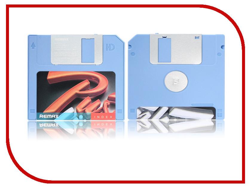 Аккумулятор Remax Floppy Disk RPP-17 5000 mAh Blue Item RM1-027 61185<br>