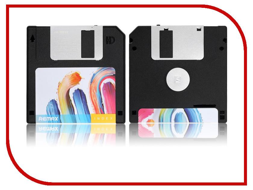 Аккумулятор Remax Floppy Disk RPP-17 5000 mAh Black Item RM1-027 61184<br>