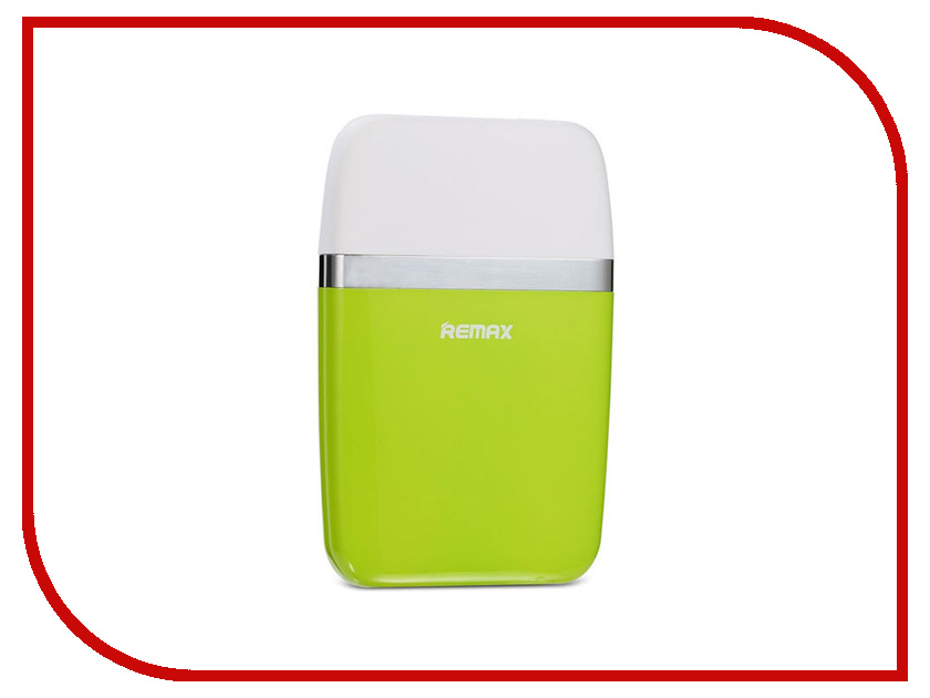 Аккумулятор Remax Aroma RPP-16 6000 mAh White-Green Item RM1-026 61181