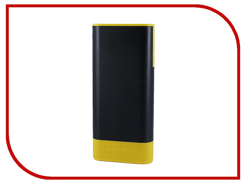 Аккумулятор Remax Youth PPL-19 10000 mAh Black-Yellow 61164<br>