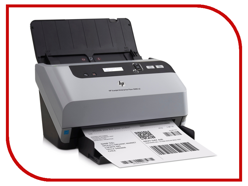 Сканер HP Scanjet Enterprise Flow 5000 s2