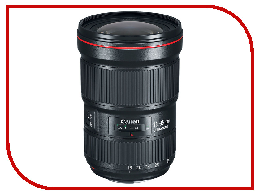 Объектив Canon EF 16-35 mm F/2.8 L III USM объектив canon ef 28 300 mm f 3 5 5 6 l is usm