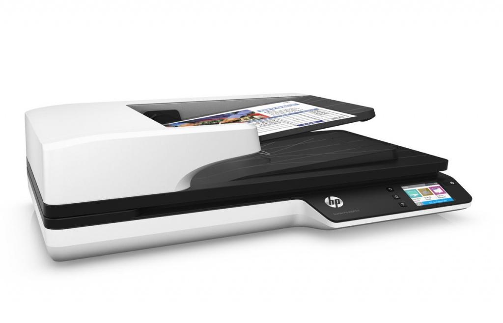 Сканер HP ScanJet Pro 4500 fn1 — 4500 fn1