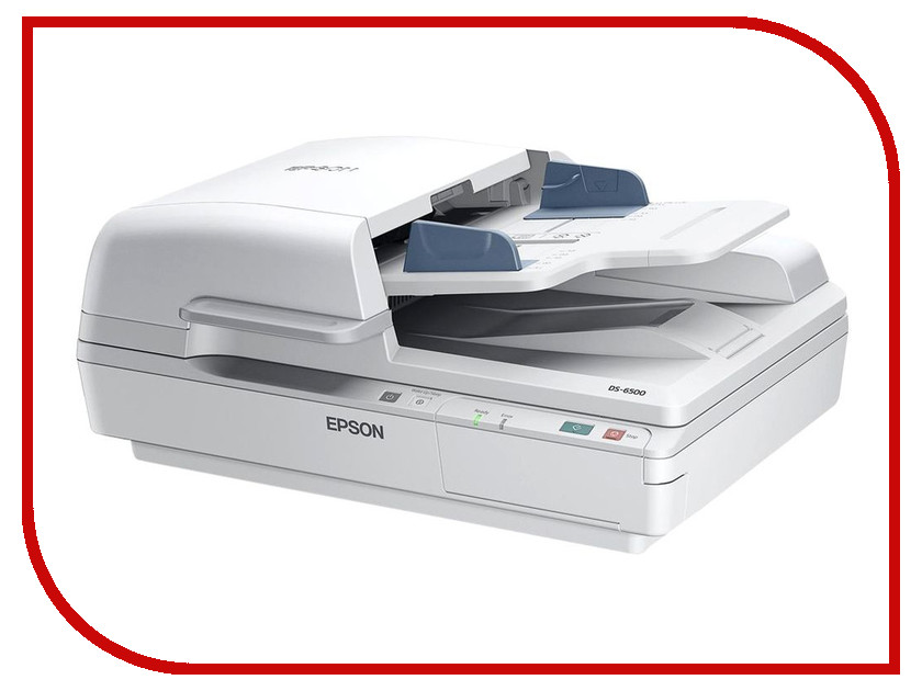 Сканер Epson WorkForce DS-6500