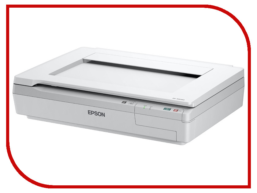 Сканер Epson WorkForce DS-50000N epson workforce ds 50000