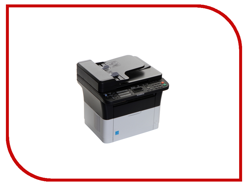 МФУ Kyocera FS-1125MFP new original kyocera 302m594080 fax unit e for fs 1120 1125