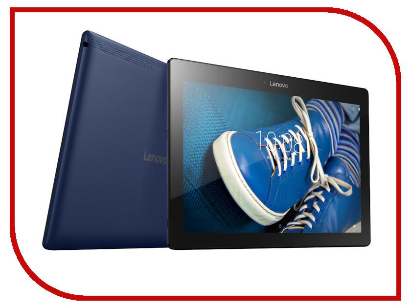 Планшет Lenovo TB2-X30L Blue ZA0D0080RU (Qualcomm MSM8909 1.3 GHz/2048Mb/16Gb/Wi-Fi/LTE/Bluetooth/Cam/10.1/1280x800/Android) lenovo tab 2 a10 30 tb2 x30l 10 16gb 4g wifi bt android 5 1 white
