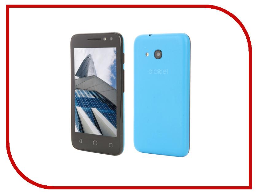 Сотовый телефон Alcatel OneTouch 4034D PIXI 4 Sharp Blue