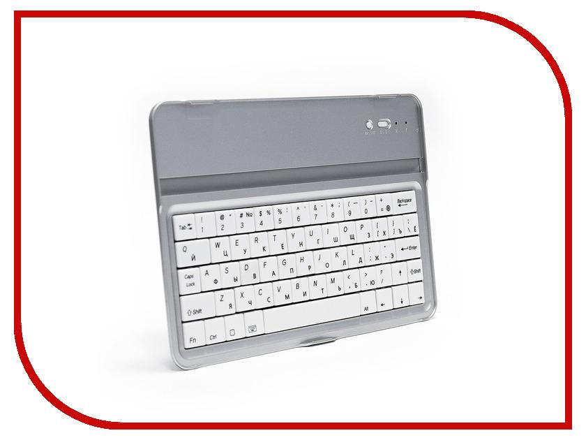 Клавиатура iQFuture IQ-BK01 94613 аксессуар док станция iqfuture для samsung microusb iq sds02 black 90846